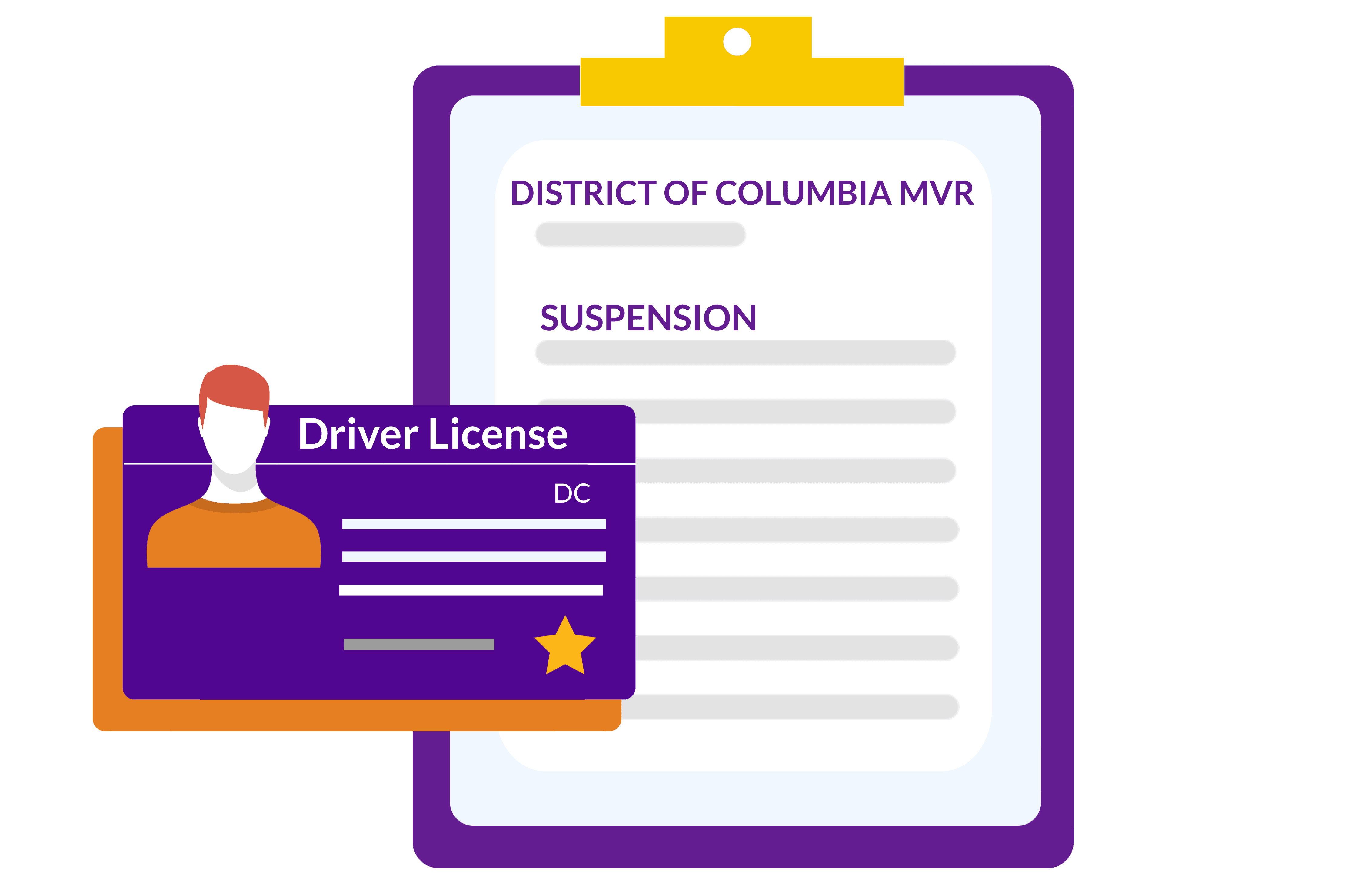 Distric of Columbia-Driving-Record-MVR