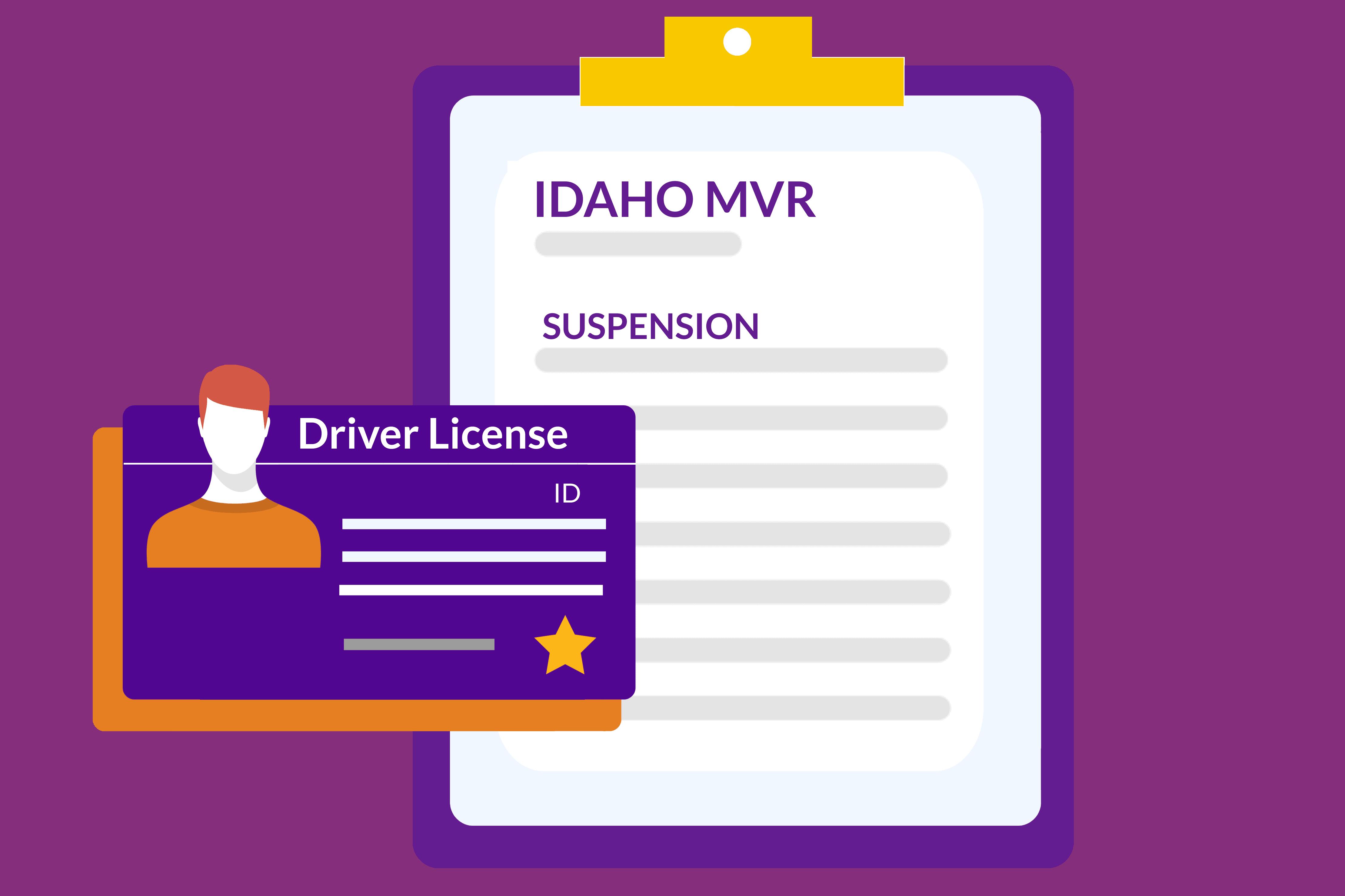 Idaho-Driving-Records-MVR