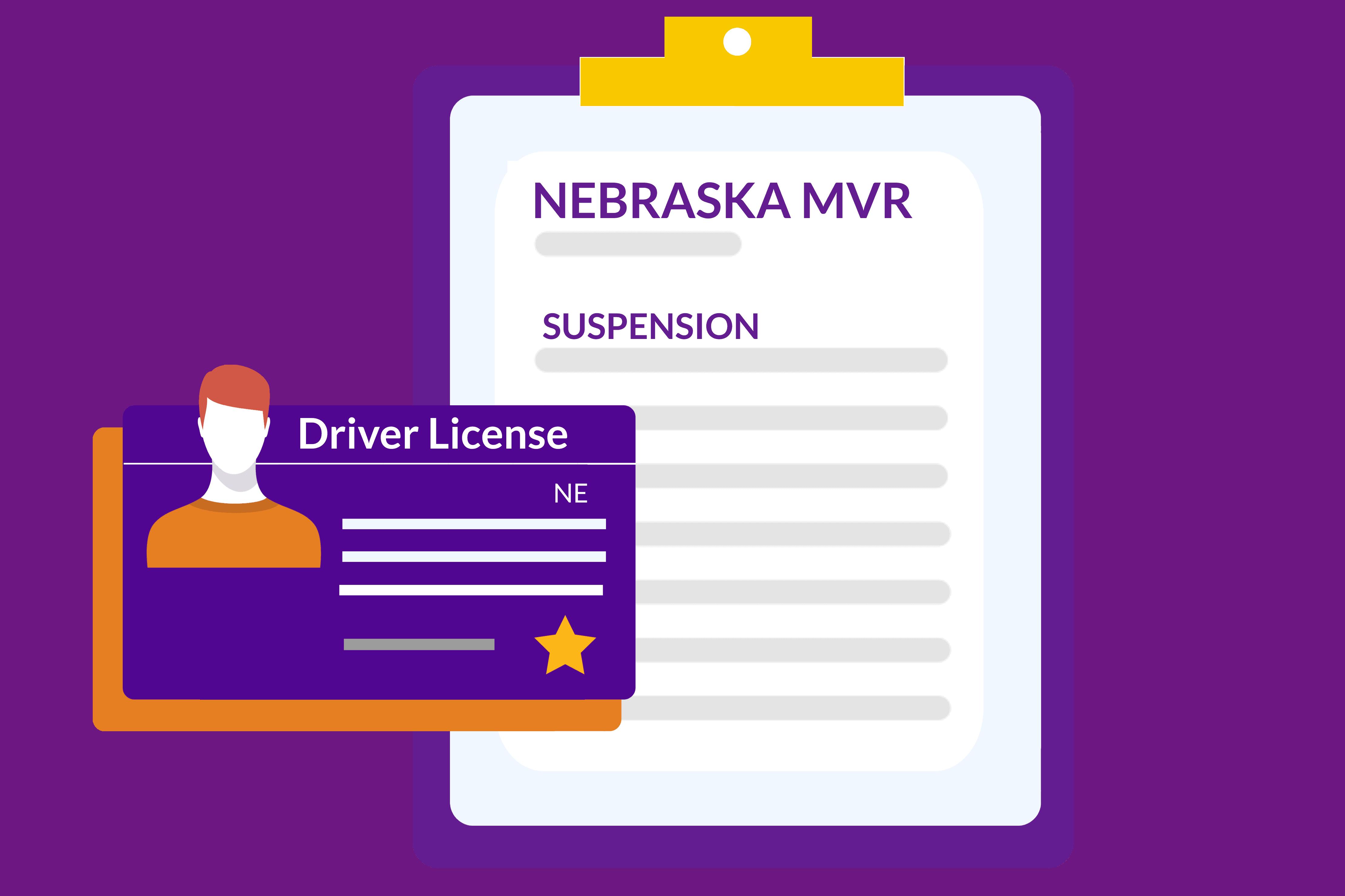 Nebraska-Driving-Records-MVR