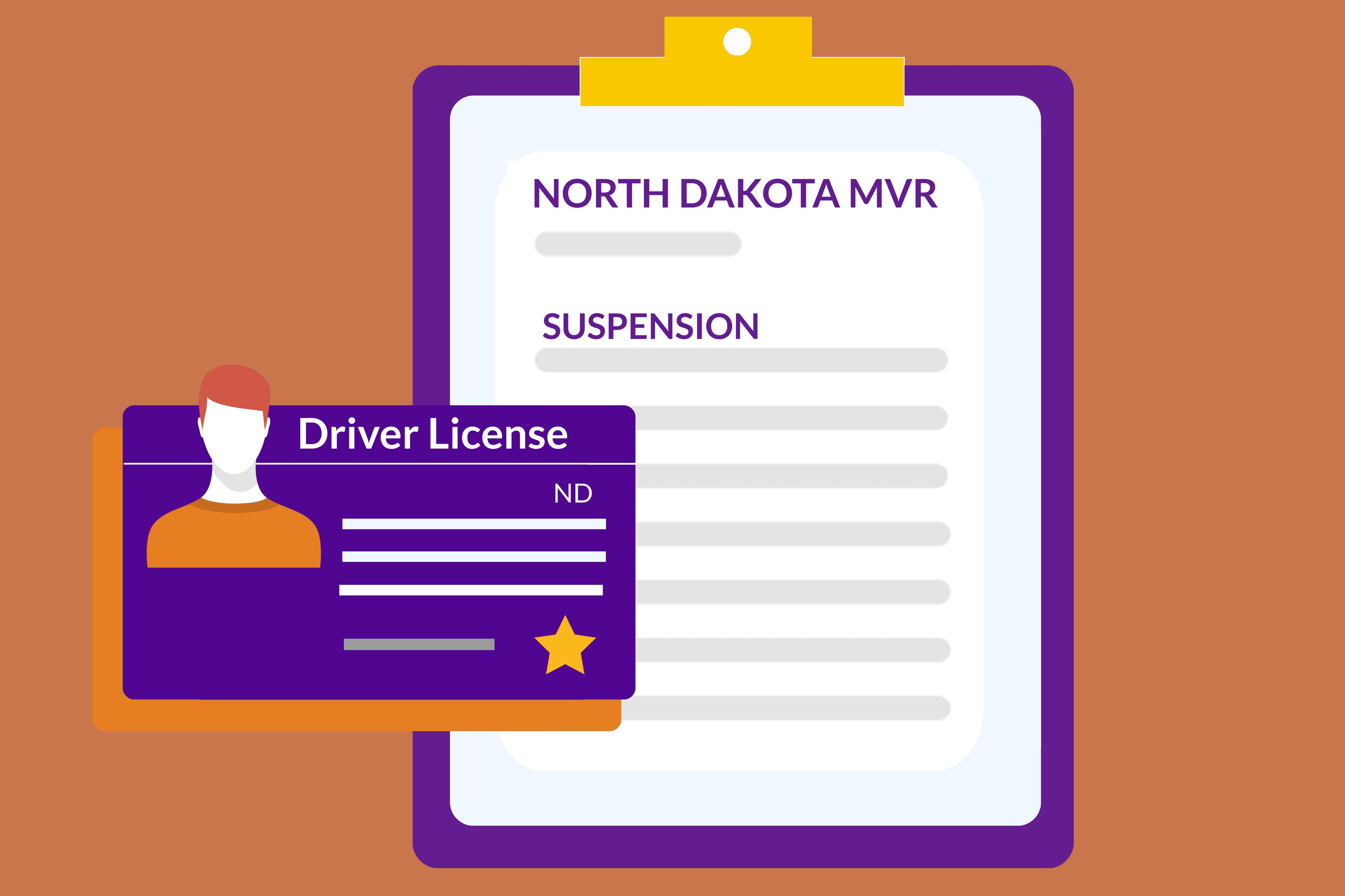 North Dakota-Driving-Records-MVR