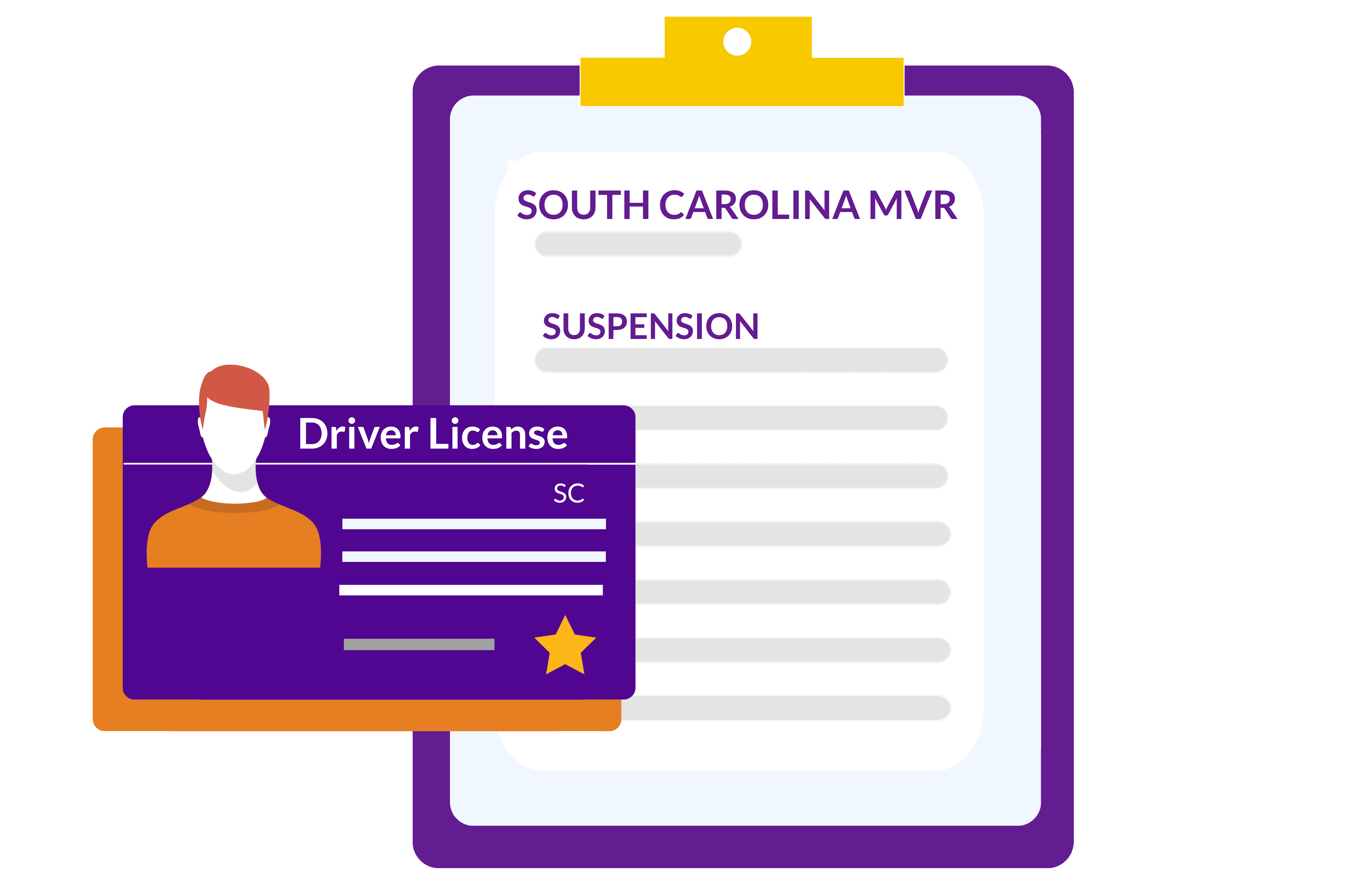 South Carolina-Driving-Records-MVR