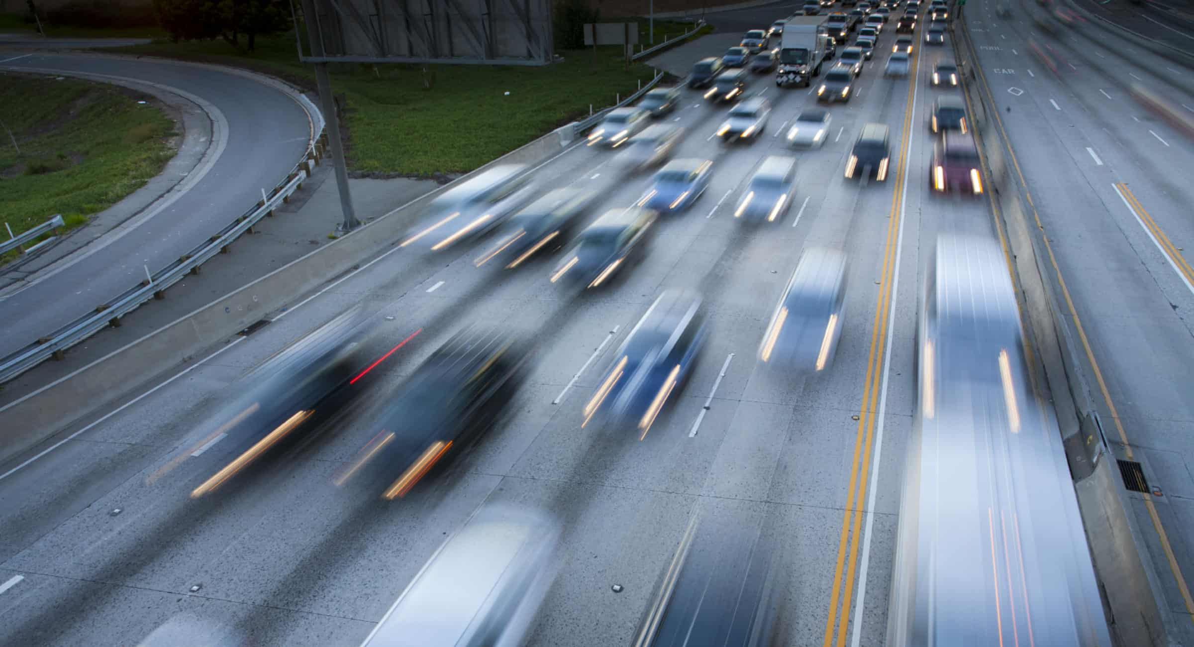 Highway taffic